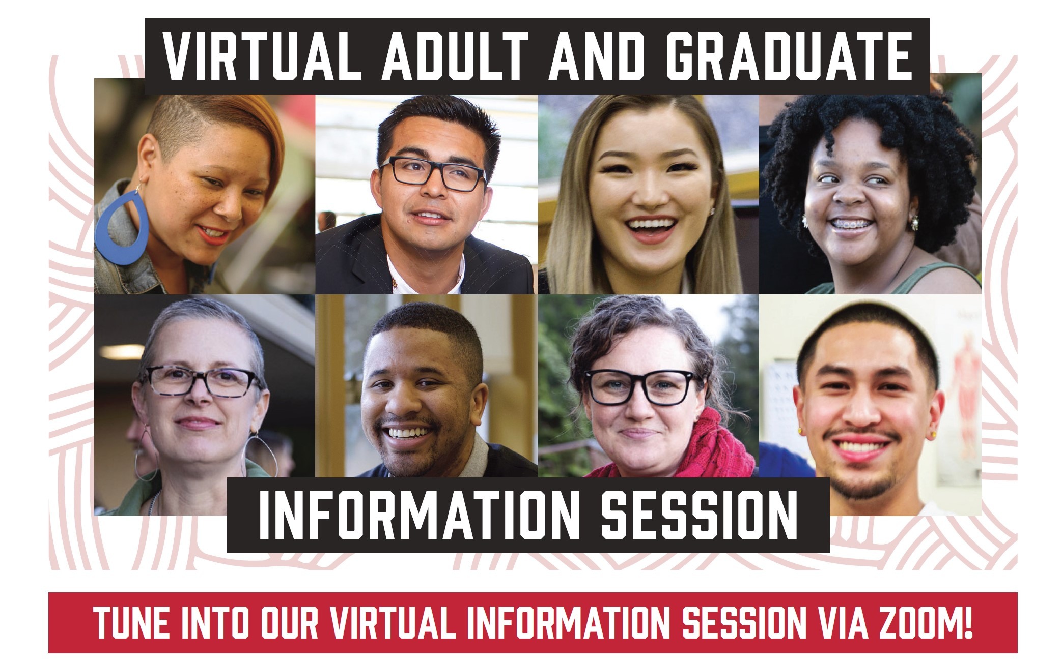 Attend a virtual infosession